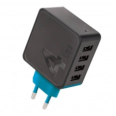 Forever wall charger TC-04 4xUSB 4.8 A