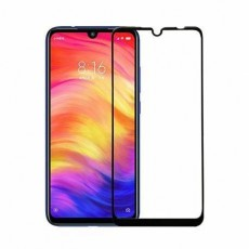 Iphone Xs Max/11 Pro Max 5D Black Tempered Glass