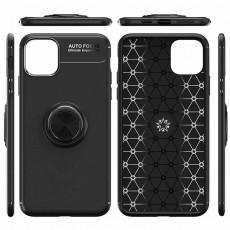 Iphone 11 Carbon Ring Black