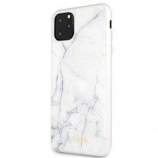 Iphone Guess Marble White