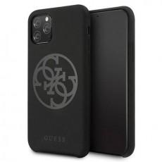 Iphone 11 Pro Guess Logo Black