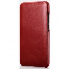 Xiaomi Redmi Note 8 Pro Red Genuine Leather
