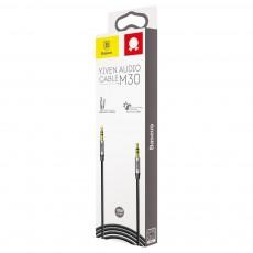 USB Kaabel Audio 3.5/3.5 Black/Silver Baseus Yiven 1.5m