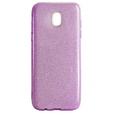 Samsung A8 Gold Jelly Case