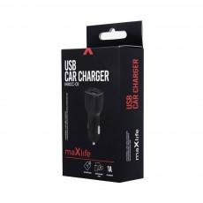 Auto Adapter USB 1A MaxLife MXCC-01