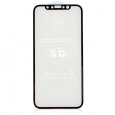 Защитное стекло 5D iPhone X