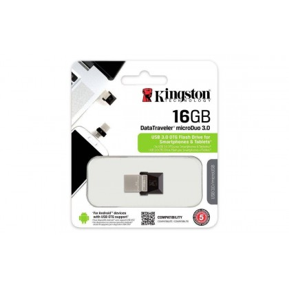Kingston DTDUO3/16GB microDuo USB 3.0