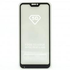 Xiaomi Mi A2 Lite 5D Black Kaitseklaas
