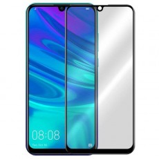 Huawei P Smart 2019 3D Black Kaitseklaas